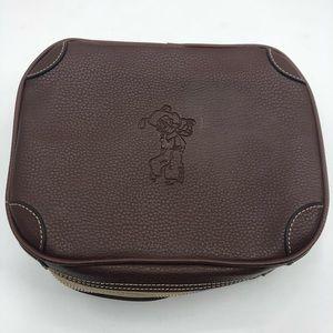 Barrington OSU Cowboys Cosmetic Kit British Tan